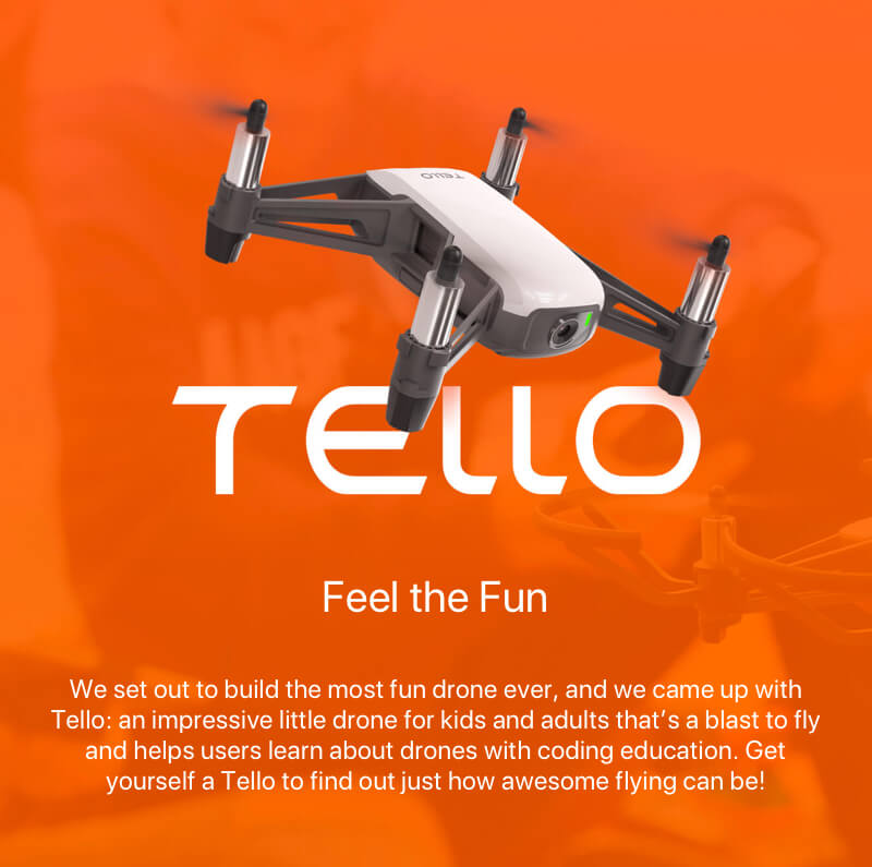 dji tello dubai price