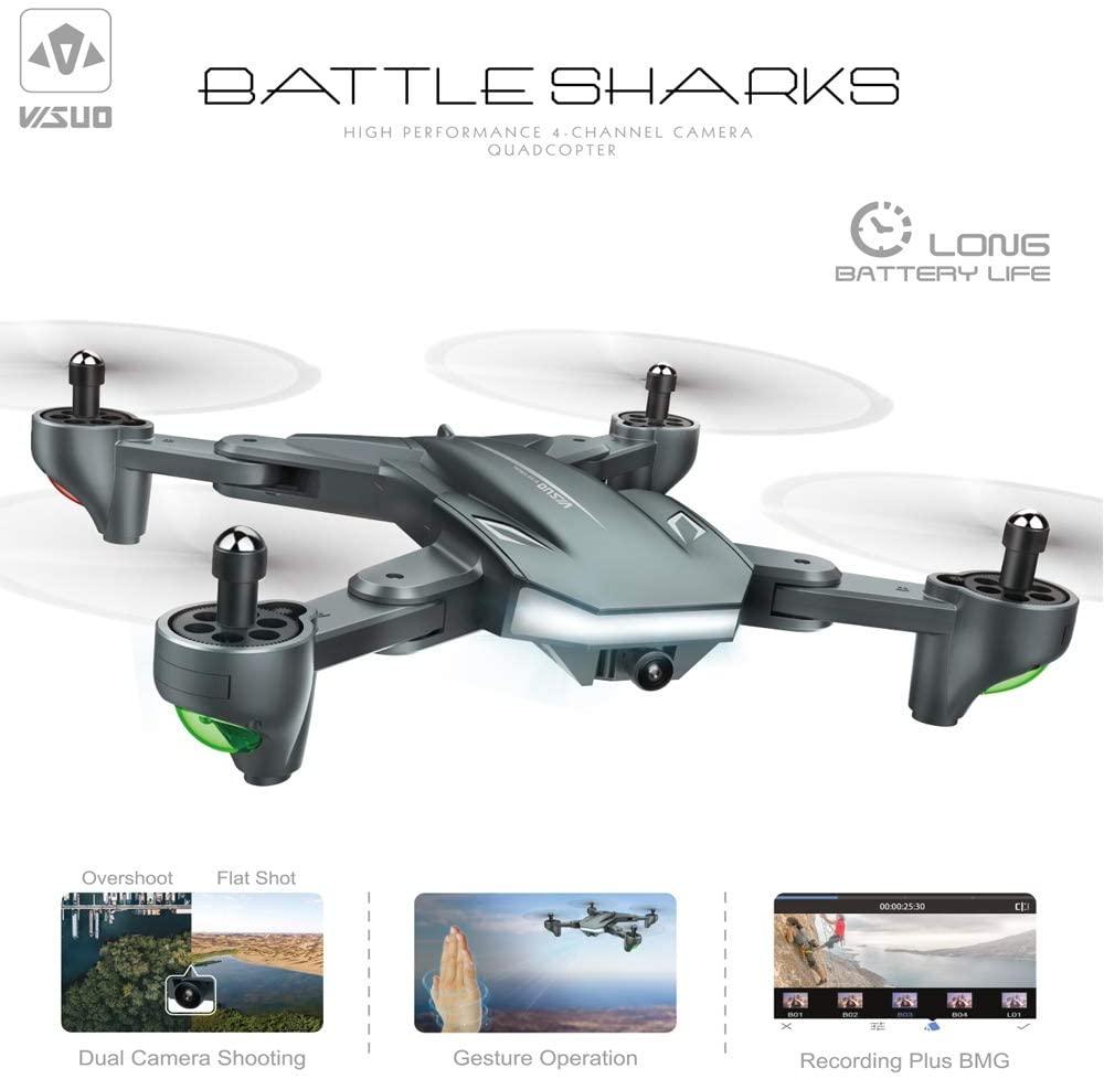 Visuo Drone BattleSharks UAE